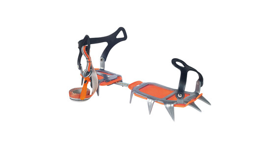 Climbing Technology Pro Light classic stijgijzers grijs/oranje